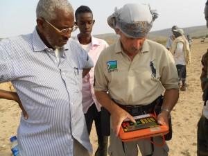 Granskning av mätresultat, (Yusuf Muhammed,vattening. Somalia samt B.Fogdestam).