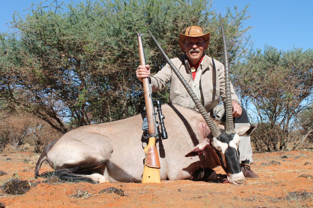 B. Fogdestam with a oryx